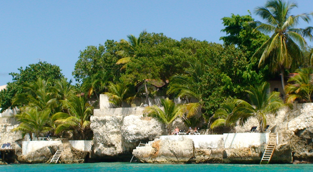 Oceanfront Bungalows and Houses on Curacao