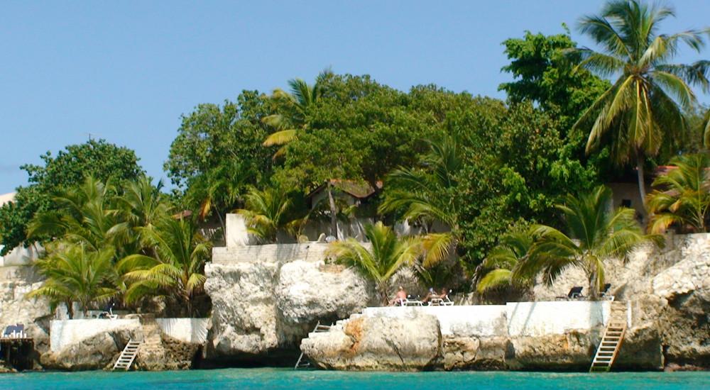Ferienhäuser Direct am Meer auf Curacao