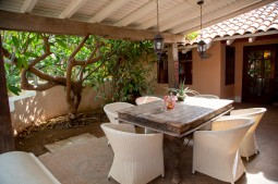 Gepie 2 bedroom bungalow with garden view, Sun Reef Village Curacao - Gepie Photos