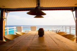 Tarpon 3 bedroom oceanfront vacation house, Sun Reef Village Curacao - Tarpon Photos