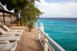 Grouper 3 bedroom oceanfront vacation house, Sun Reef Village Curacao - Grouper Photos