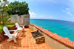 Seahorse 1 bedroom oceanfront bungalow, Sun Reef Village Curacao - Sea Horse Fotos