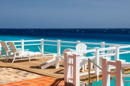 Tarpon 3 bedroom oceanfront vacation house, Sun Reef Village Curacao - Tarpon Fotos