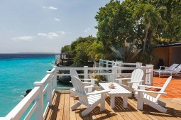 Tarpon 3 bedroom oceanfront vacation house, Sun Reef Village Curacao - Tarpon Foto's